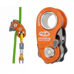 Bloczek Climbing Technology ROLLNLOCK 8-11mm
