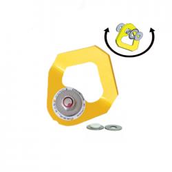 Punkty asekuracyjne Yellow Point