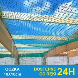 Siatka rusztowaniowa 50g 2,57x10m