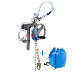 Urządzenie ratowniczo ewakuacyjne DEROPE UPK ze wspornikiem