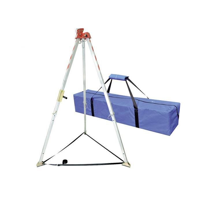 Statyw bezpieczeństwa trójnóg ratowniczy Alpinex