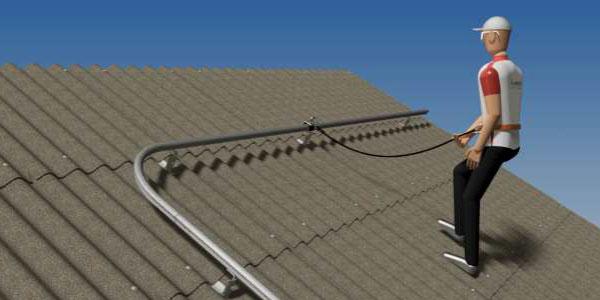 Systemy asekuracyjne na dachy strone