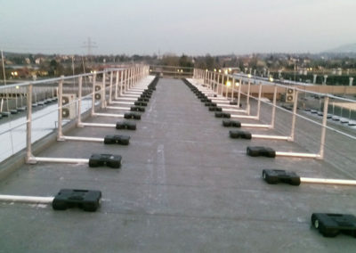 balustrady mobilne dachowe