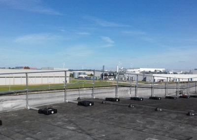 balustrady na dach