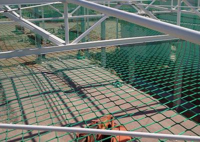 siatka polipropylenowa do konstrukcji