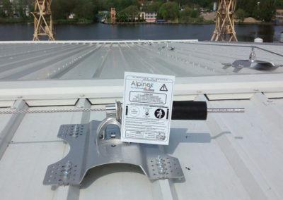 system-asekuracji-na-dach-przeciwupadkowy