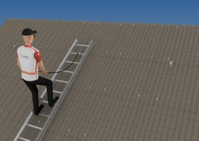 system na dach dla kominiarzy