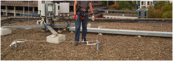 zabezpieczenia na dachy zielone