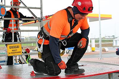 szkolenie wysokosciowe w dostepie budowlanym